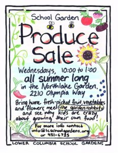 Produce Sale SUMMER
